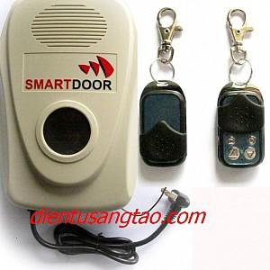 Làm thêm điều khiển cửa cuốn smartdoor, ...